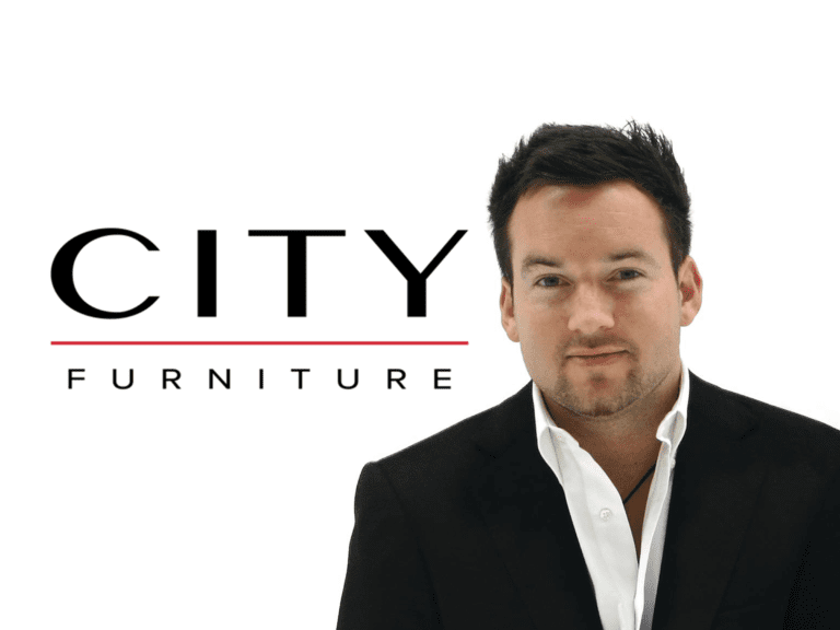 City Furniture and Andrew Koenig