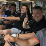 More than 270 golfers participated in HOM Furniture's annual charity golf tournament to help local organizations.