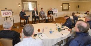 Some of the nation's biggest furniture retailers spent Tuesday discussing how to better connect with consumers at the HFA's CEO Summit in Pebble Beach, Calif.