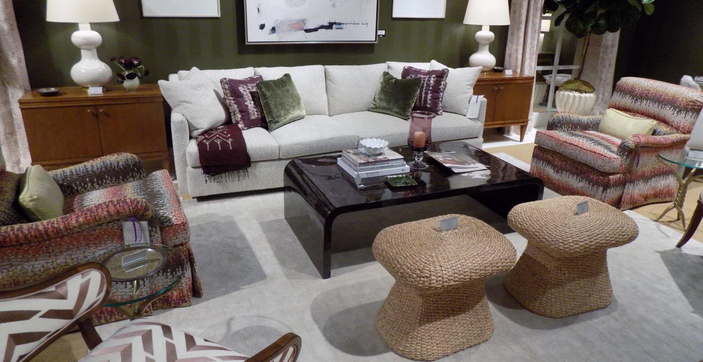 Century Furniture shwowroom