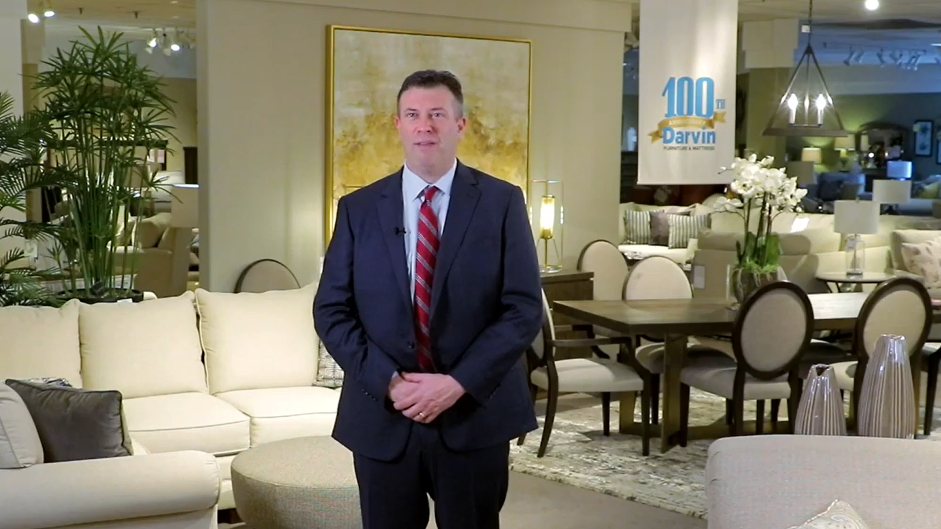 At 100 Darvin Sees A Bright Future Home Furnishings Association